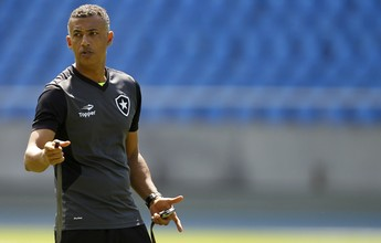 Preparador do Botafogo atribui lesões à intensidade, mas vê mais benefícios