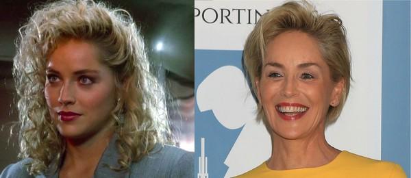 Sharon Stone é uma musa até hoje (Foto: Reprodução/Getty Images)