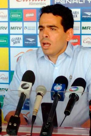 Marcelo Sant'Ana; presidente do Bahia (Foto: Divulgação/EC Bahia)