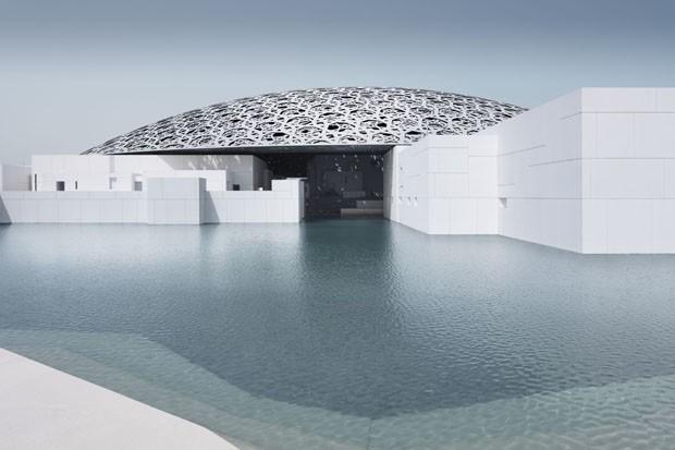 Abu Dhabi inaugural seu próprio Museu do Louvre (Foto: divulgação)
