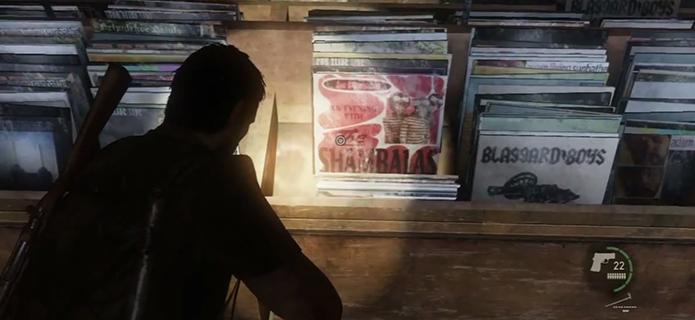 Versões genéricas de Daft Punk e Jackson Five eram sucesso antes do apocalipse do game (Foto: Reprodução/Youtube)