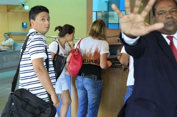 Pais de Isis Valverde (Foto: Delson Silva / AgNews)