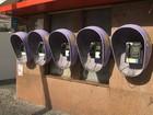 Mais de 3.600 telefones públicos foram destruídos no Ceará em 2012