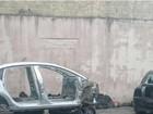 Homem é preso e veículos são apreendidos em desmanche em SC