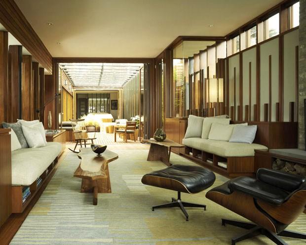 S 243 Duas Varandas Para Ver O Mar Casa Vogue Arquitetura