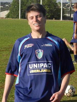 Meia Marcos Vinícius (Foto: Gullit Pacielle)