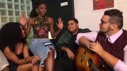 Ex-participantes do 'The Voice Brasil' fazem maratona nas redes sociais do Gshow