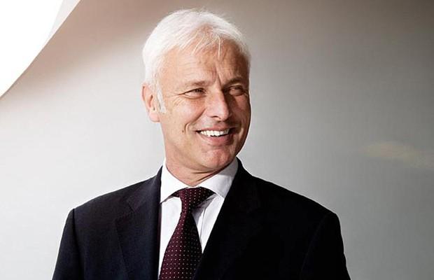 Matthias Müller, presidente do conselho da Porsche, é o novo CEO do grupo Volkswagen (Foto: Divulgação)