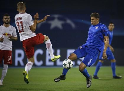 Jonas Dinamo Zagreb Liga dos Campeões (Foto: Getty Images)