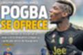 Pogba reduzirá pedida salarial para fechar com o Barça, diz jornal (Reprodução)