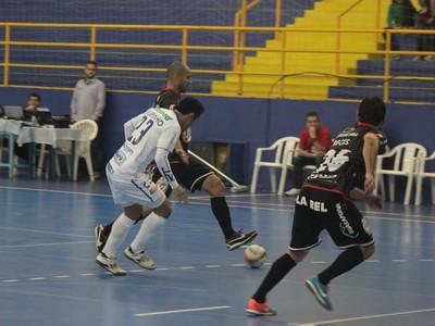 guarapuava são josé futsal liga futsal (Foto: Divulgação/CAD)