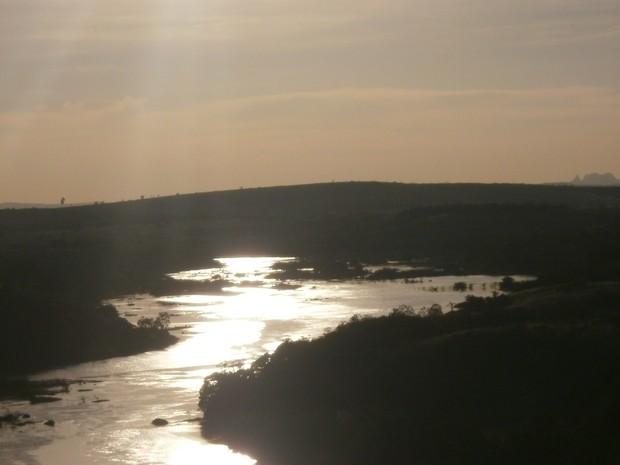 rio jequitinhonha (Foto: Marina Pereira/G1)