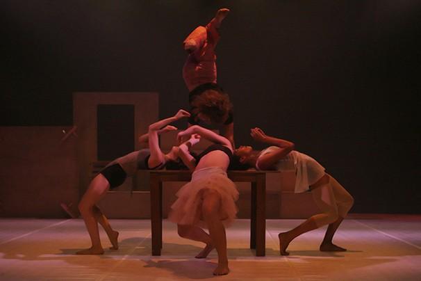 """A peça """"Caminhos"""" será apresentada no festival (Foto: Divulgação)"""