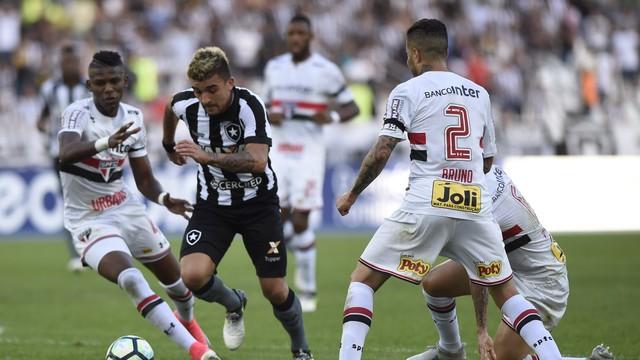 e5fa421235 Botafogo x São Paulo - Campeonato Brasileiro 2017-2017 ...