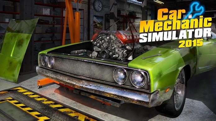 Car Mechanic Simulator 2015 (Foto: Divulgação)
