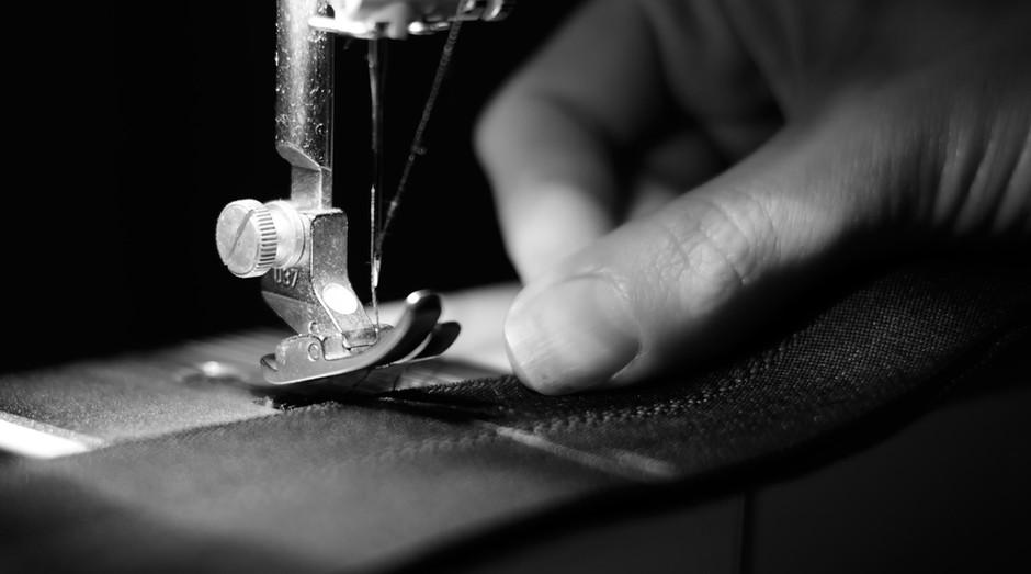 Moda; Costura; Indústria Têxtil; Roupas (Foto: Shutterstock)