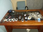 Mais de 30 celulares são apreendidos durante revista em cadeia de Roraima