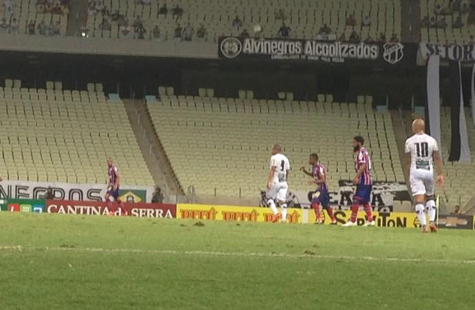 Ceará x Bahia Série B Arena Castelão (Foto: Yngrid Matsunobu)