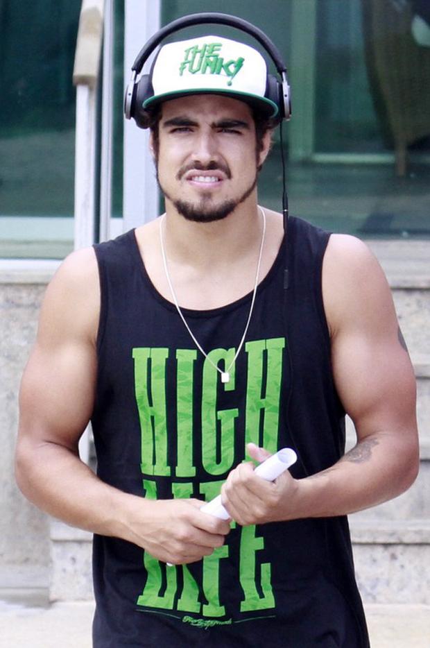 Caio Castro (Foto: Dilson silva - Agnews)