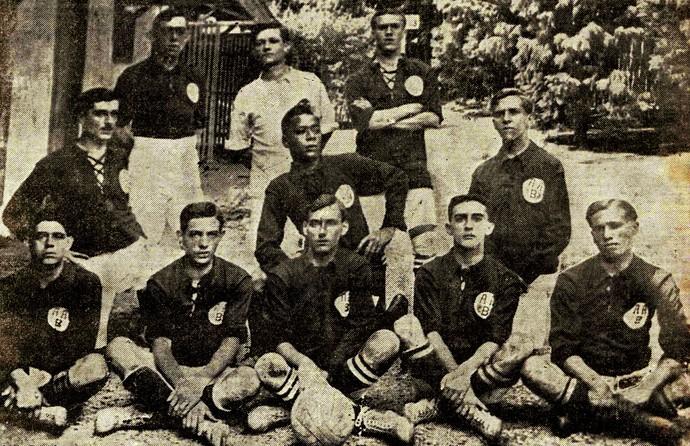 Botafogo do Bom Retiro (Foto: Biblioteca do Corinthians)