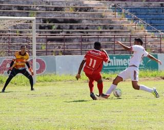 América faz testes para montar o elenco (Foto: Divulgação / América FC)