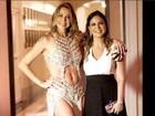 Luana Piovani usa mesmo look de festa da 'Playboy' em seu aniversário
