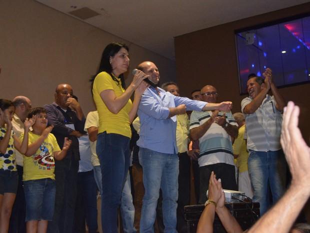 Carreata em comemoração aos resultados será nesta segunda-feira (3) (Foto: Rogério Aderbal/G1)