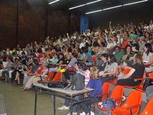 Servidores da Uerj decidem manter greve (Foto: Divulgação / Uerj)