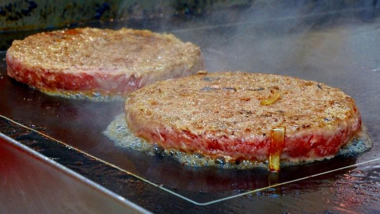 hambúrguer-orgânico-korin (Foto: Divulgação )