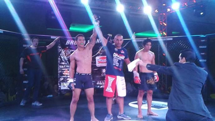 Bruno Viana tem 23 anos e é uma das promessas do MMA do estado (Foto: Fight Team Junior Oliveira/Divulgação)