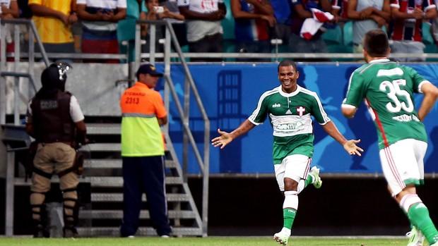 Bahia x Palmeiras - Mazinho (Foto: Getty Images)