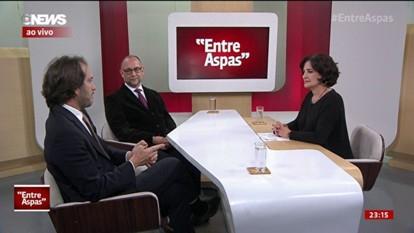Entre Aspas: Convidados debatem sobre caixa dois, combate à corrupção e Operação Lava-Jato