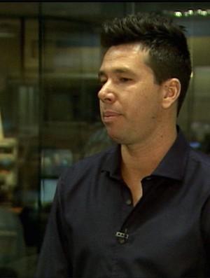 Doni, goleiro do Botafogo-SP (Foto: Cláudio Oliveira / EPTV)