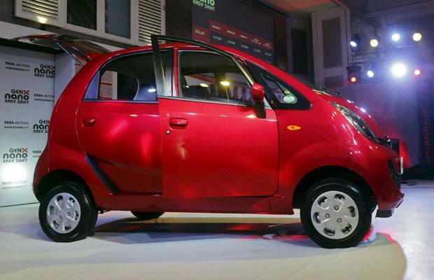Tata GenX Nano tem poucos itens de segurança (Foto: Shailesh Andrade / Reuters)