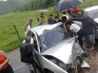 Acidente em Piúma deixa um morto e quatro feridos na ES-375