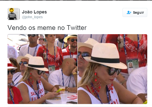meme carnaval 8 (Foto: Reprodução/Twitter)
