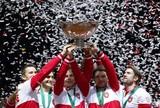 """Campe�o da Copa Davis, Federer vibra pelo fim da espera: """"15 anos"""""""