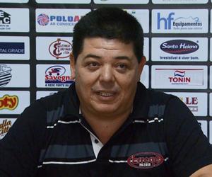 Rogério Vieira, vice-presidente do Comercial (Foto: Antônio Luís / EPTV)