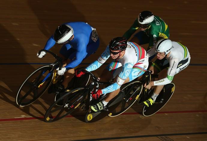 Ciclismo Pista- vaga olímpica (Foto: Getty Images)