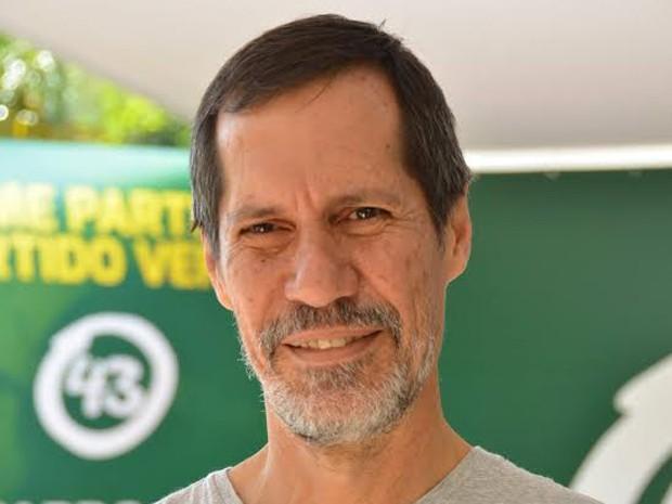 Eduardo Jorge, já no PV (Foto: Divulgação)