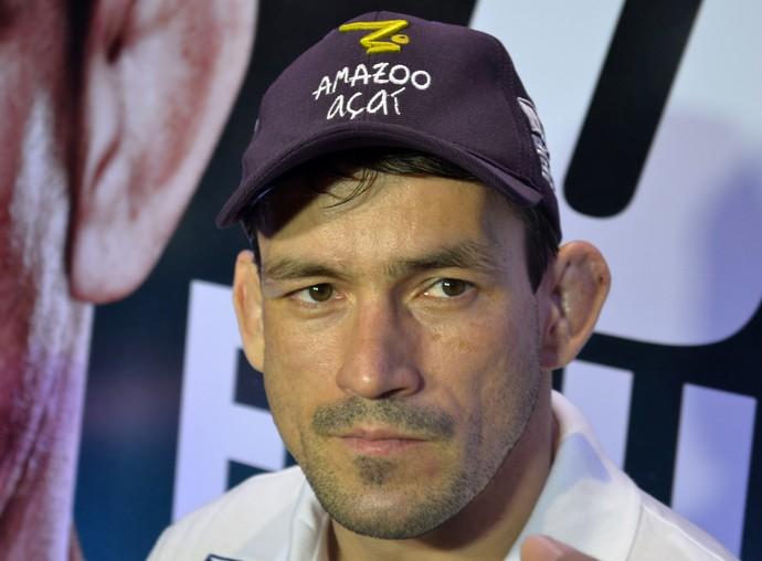 Demian Maia UFC Rio (Foto: Raphael Marinho)