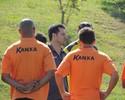 Em treino do Criciúma, Argel indica chance a Elton e WP9 na formação