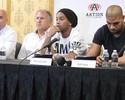 """Ronaldinho não descarta chance de seguir no Las Vegas: """"Tudo aberto"""""""