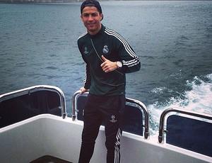cristiano ronaldo real madrid istambul turquia (Foto: Reprodução / Instagram)