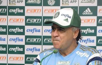 """Marcelo nega pressão no Palmeiras: """"Não ganhei títulos na loteria"""""""