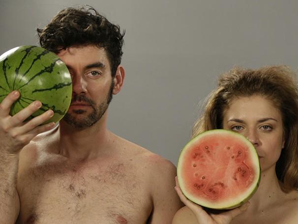 Espetáculo tem o universo pornográfico como inspiração (Foto: Divulgação)