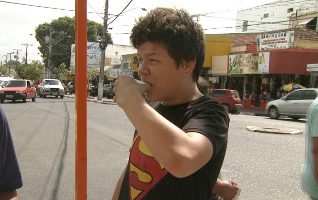 Líquidos são bastante consumidos em Boa Vista (Foto: Roraima TV)