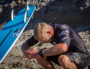 Mick Fanning campeão WSL Trestles surfe (Foto: WSL / Brett Skinner)