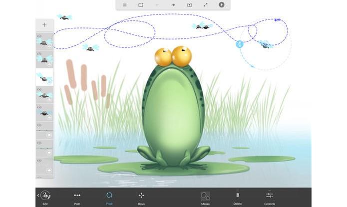 Sketchbook Motion (Foto: Divulgação/Autodesk)