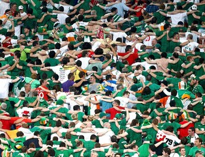 Torcida Irlanda, Euro (Foto: Ag&#234;ncia Reuters)